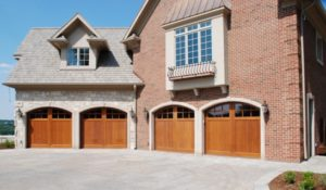 Wood Garage Doors in Columbia, NH